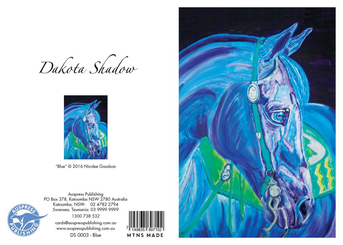 Dakota Shadow Cards Envelopes Auspress Marketing